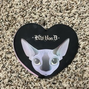 Kat Von D x Too Faced PR exclusive pouch